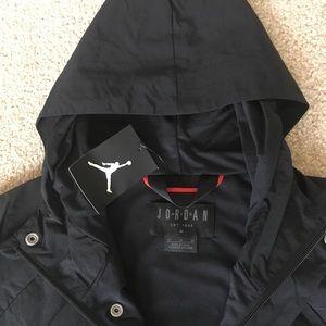 f4b1b1bfbe26 Jordan Jackets   Coats - Air Jordan Wings Windbreaker Jacket Mens Medium M